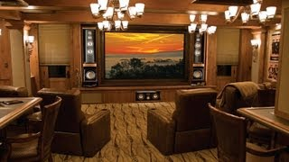 Ultimate Home Theater & Home Automation System