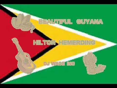 DJ 748 HILTON HEMERDING   BEAUTIFUL GUYANA DEMO