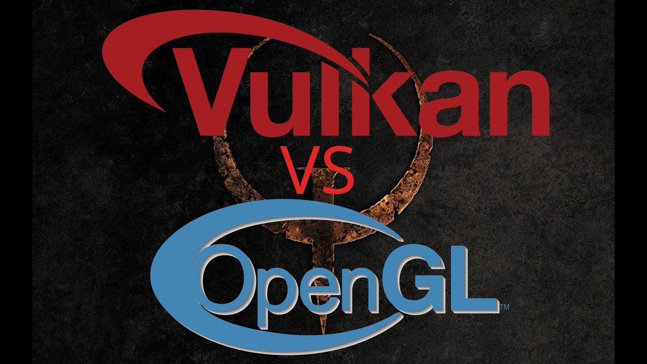 vkQuake 1 0, Quake 1 port using the Vulkan API, is now