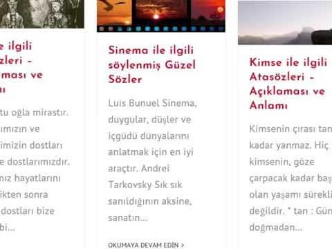 Anlamlı Sözler Güzel Sözler'de 2019 - Guezelsoezler.com