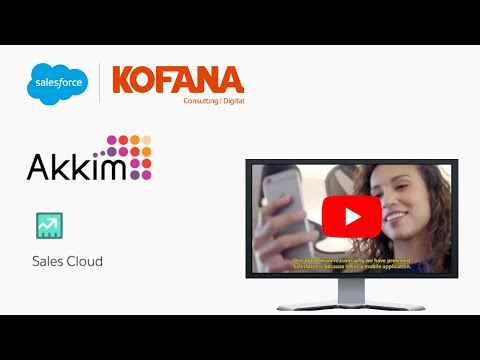 AKKIM CHEMICALS Adapts with Salesforce | Rebuilds with Kofana