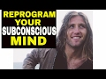 The most powerful techniques to reprogram the subconscious mind life changing mp3
