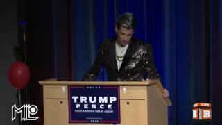 Milo Yiannopoulos takes down pansy Harvard Liberals