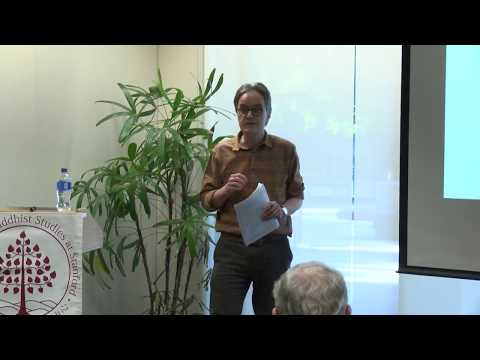 Talk by Rupert Gethin at Stanford University