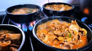 Еда, которую можно есть только в Корее | Корейская еда