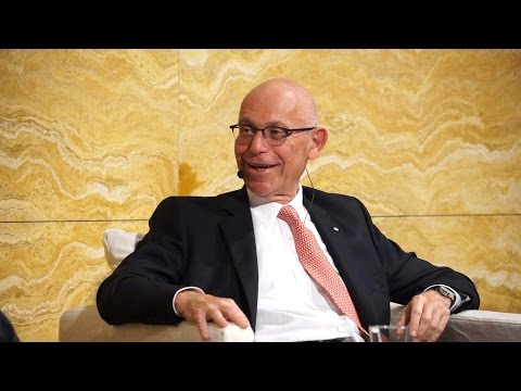 Meet the CEO - Fred Hilmer, President and Vice-Chancellor, UNSW