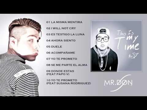 Mr. Don Yo Te Prometo (Remix) ft Susana Rodríguez
