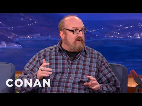 Brian Posehn's Marijuana Parking Lot Adventure   CONAN on TBS