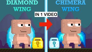 5 WLS TO 150 WLS (NO BFG) IN 1 VIDEO ! HOW TO GET RICH FAST ! | Growtopia