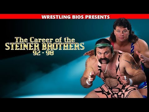 The Career Of The Steiner Brothers: 1992 - 1998
