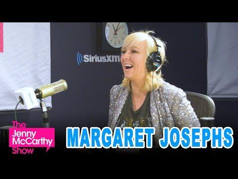 Margaret Josephs from RHONJ on The Jenny McCarthy Show