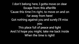 Avenged Sevenfold - Afterlife [Lyrics]