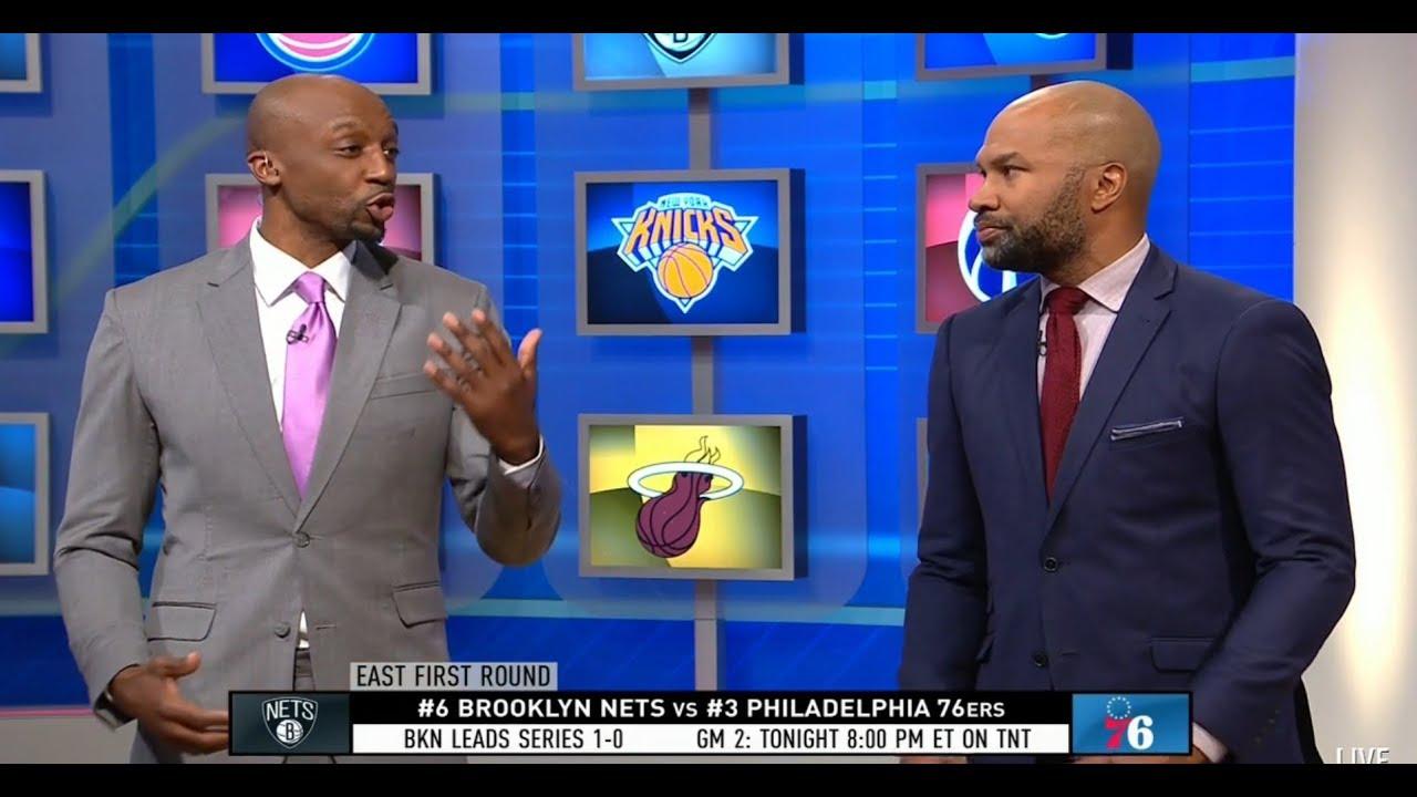 GameTime - 76ers vs Nets Game 2 Pregame ...