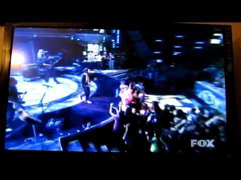 David Archuleta on American Idol 8 - Touch My Hand