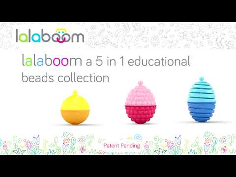 Lalaboom Educational Beads