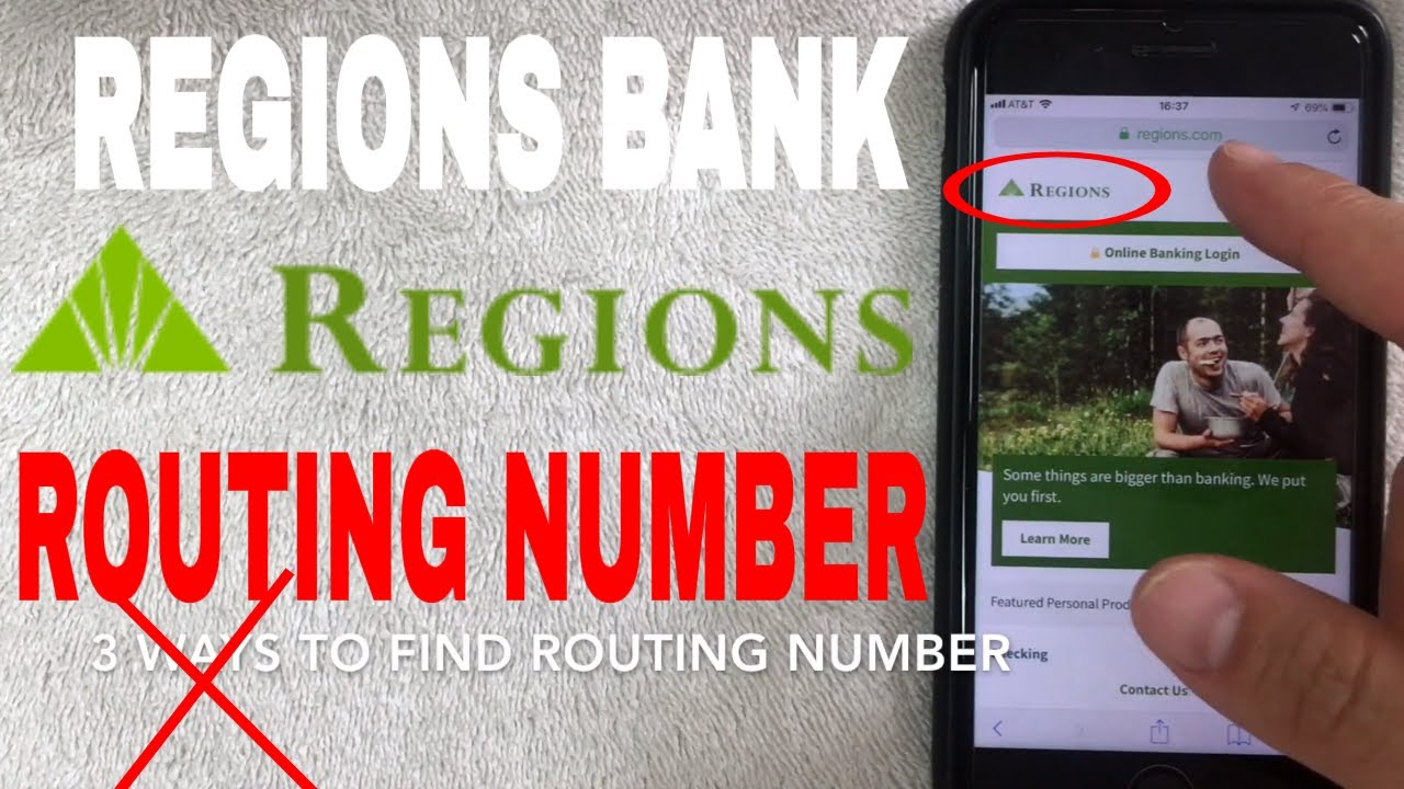 Regions Bank Aba Routing Number