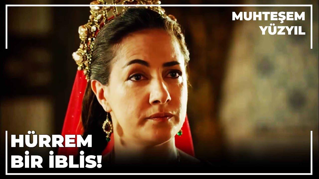 Hürrem'i Bitirme Emrini Fatma Sultan Verdi | Muhteşem Yüzyıl