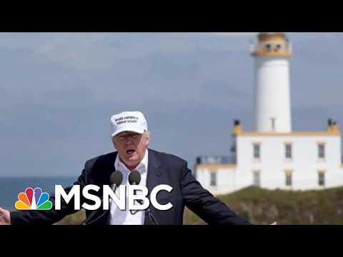 Chris Hayes Presses Top Dem On White House Delight In Impeachment Woes | All In | MSNBC