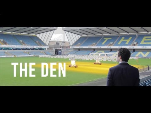 The Den - Millwall's Fight to Keep its Home