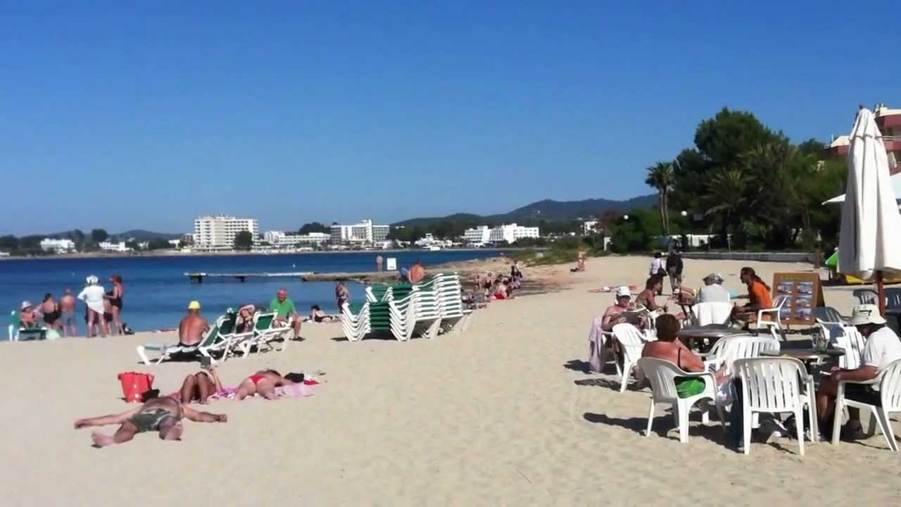 Cala Pinet  Playas de Ibiza Secret Beach