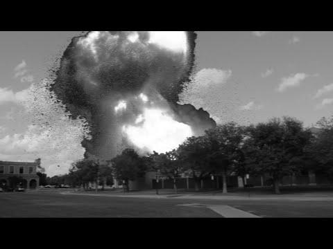 Explosion Awesome Ethylene
