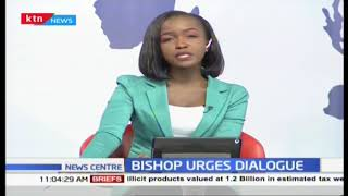 Eldoret ACK Diocese Bishop Ruto urges dialogue to end nurses' strike