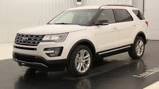 This video will help you learn how to equip a 2016 ford explorer xlt. it include standard equipment as well optional packages and stand alone options...