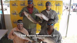 Texas Game Warden Association Fishing Tournament