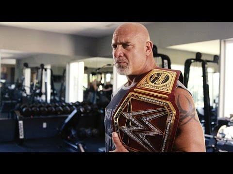 Thumbnail: Inside Goldberg's WrestleMania 33 workout