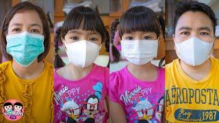 หนูยิ้มหนูแย้ม   7 วิธีป้องกันไวรัสโคโรน่า