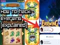 EVERWING HACK EXPLAINED  [LEADERBOARD, C