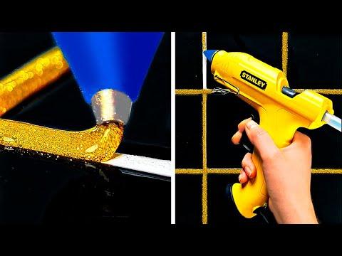 Смекалка мастера: лайфхаки в работе с простыми инструментами