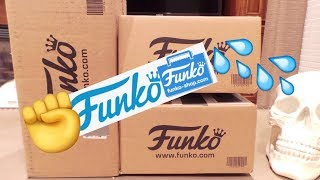 Funko-Shop Exclusive Funko POP! Haul