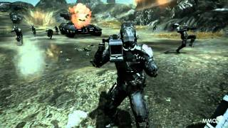 EVE Online Fanfest 2011 A future vision cinematic trailer - MMO HD TV (1080p)