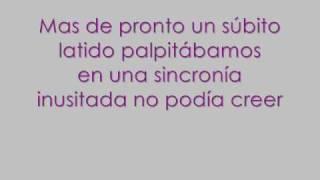 David Cavazos - Súbito latido (letra)