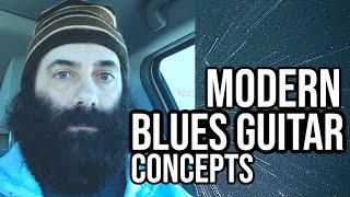 Modern Blues Guitar Concepts