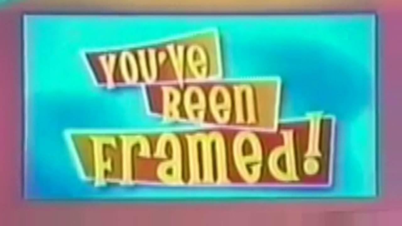 You\'ve Been Framed Logo 2003 - YouTube