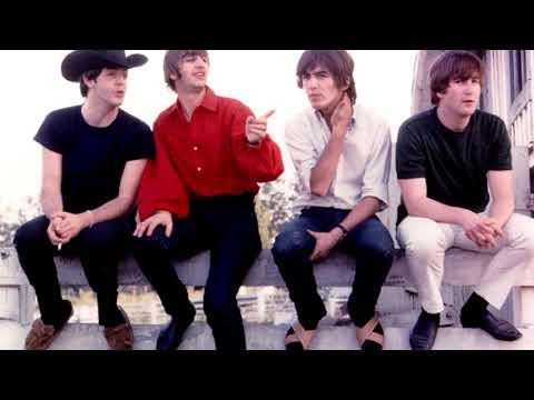 I'll follow the sun - The Beatles (LYRICS/LETRA) [Original]