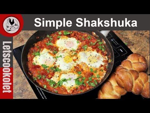 How to make Shakshuka \ brunch idea \ Episode 90