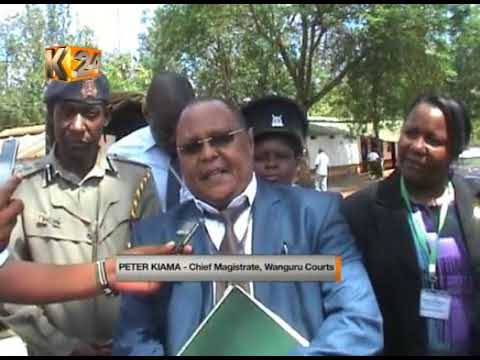 Illegal drugs ordered destroyed by a Kirinyaga Court