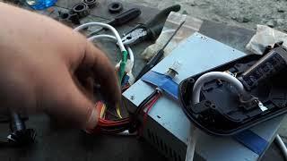 Шуруповерт желіден 220в бірі-компьютерлік және БЖ