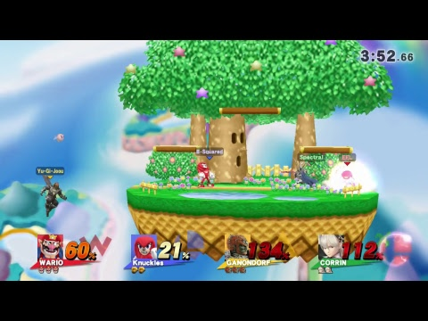 (60 FPS Stream) Super Smash Bros. for Wii U - 06/03/17 - Fighting with Friends! [TimeStamps!]