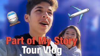 I BOUGHT A THONG!!! (TOUR VLOG) | MARIO SELMAN