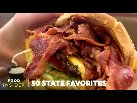 Popular Fast-Food Restaurants In Every State | 50 State Favorites