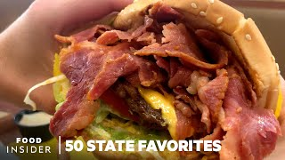 Each State Essential Food