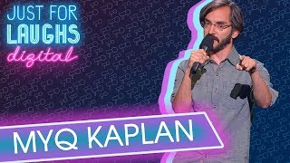 Myq Kaplan - Having Kids Is Like Doing Drugs