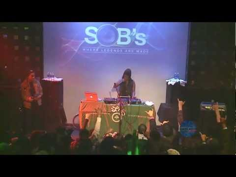Curren$y Live @ SOBs Full length