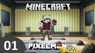 Pixelmon FR Lucky Block 01 : SyFe