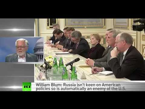 US will eventually BOMB IRAN as it BOMBED others — William Blum