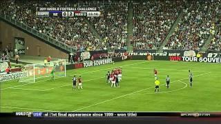 HIGHLIGHTS: Manchester United vs NE Revolution